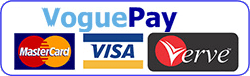 VoguePay MasterCard ,Verve , Visa in Naira